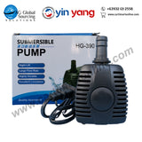 Submersible pump compact type 900 lph flow