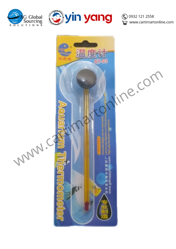Thermometer for Aquarium - cartimartonline.com