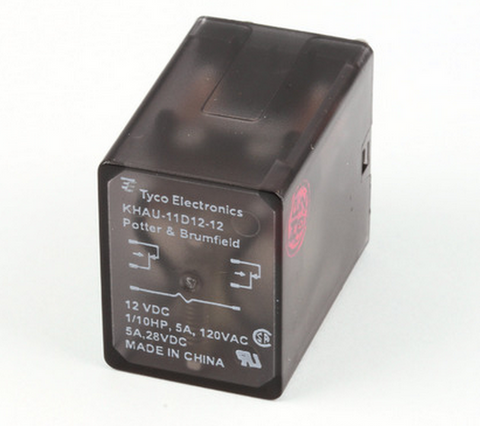 12 Volt Latch Relay Frymaster Replacement Part