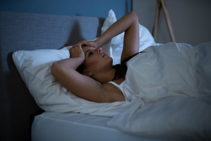 5 Reasons You Aren't Sleeping