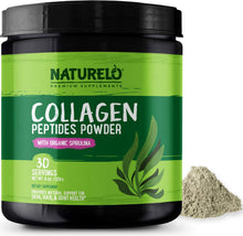 Load image into Gallery viewer, Collagen Peptides Powder