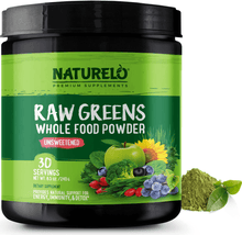 Load image into Gallery viewer, Raw Greens Powder - Unsweetened