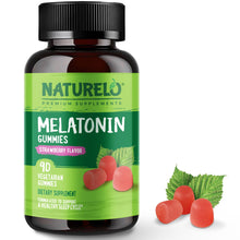 Load image into Gallery viewer, Melatonin Gummies - Strawberry Flavor