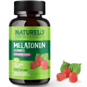 Melatonin Gummies - Strawberry Flavor