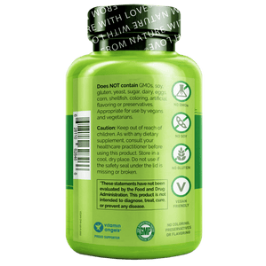 Vegan DHA - Omega-3 from Algae