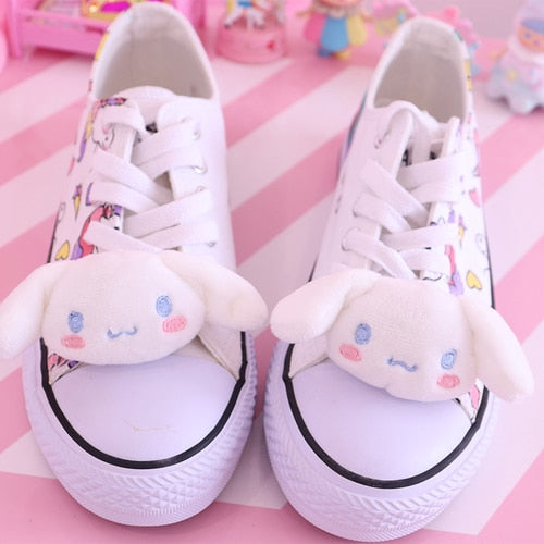 Cute Melody Plush Doll For Shoes | RK1375