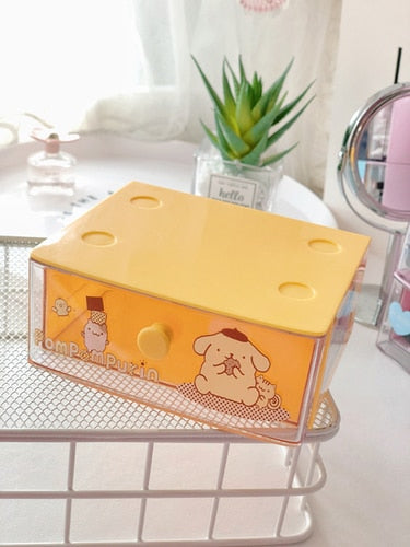 Kawaii Pink Table Organizer | RK1340