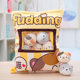 A Bag Of 8pcs Soft Plush Toy | RK1443