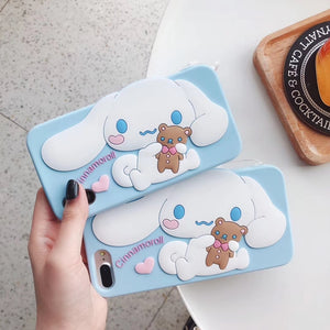 Blue My Melody Silicone Phone Case | RK1478