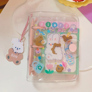 90 Sheets Cute Bunny Decorative Notepad  | RK1327