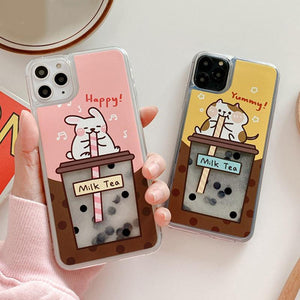Rabbit Milk Tea Phone Case | RK1479