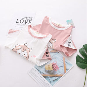 Summer Kawaii Top | RK1367
