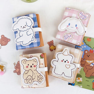 Kawaii Animal Wallet | RK1356
