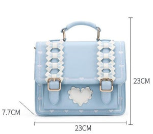 Blue Heart Backpack | RK1450