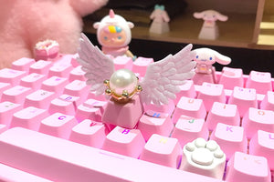 Angel Wings Key Caps  | RK1489