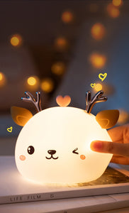 Kawaii LED Night Light Deer | RK1524