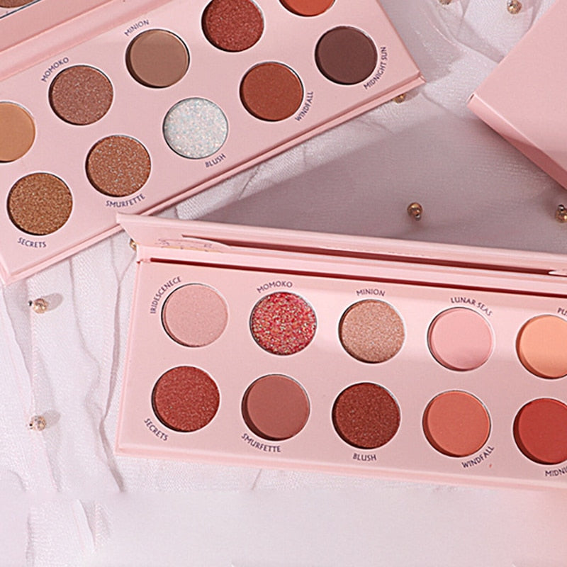 Peach Natural Eyeshadow Palette | RK1570
