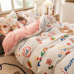Kawaii Rabbit Bedding Sets  | RK1501