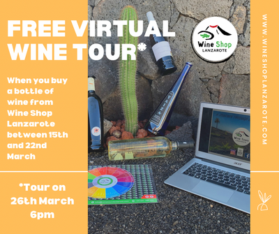 Free Virtual Wine Tour When You Buy a Bottle of Wine