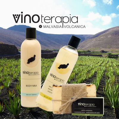 Vinoterapia Cosmetics now available in the UK & Ireland!