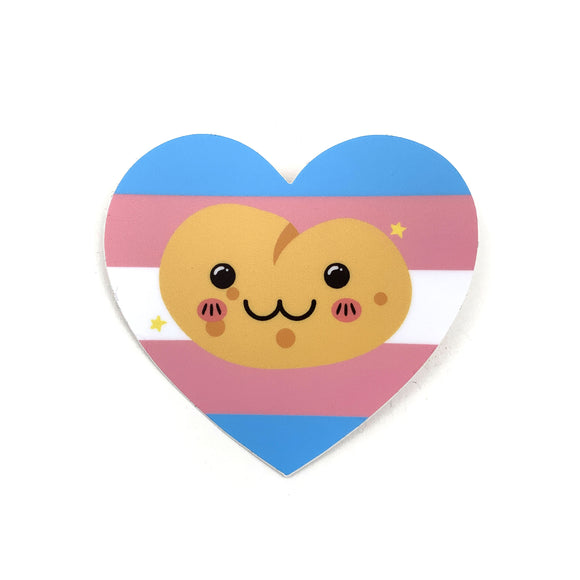 Transgender Potato Sticker