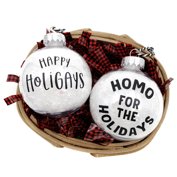 Holigays Ornament Bundle