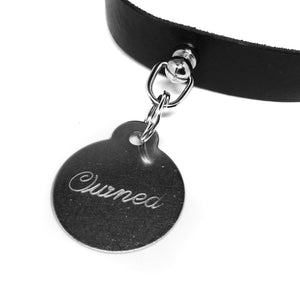 Owned Collar Tag