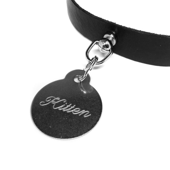 Kitten Collar Tag