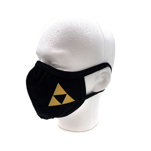 Triforce Face Mask