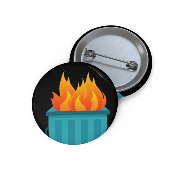 Dumpster Fire Button