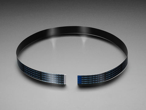 "Image of Adafruit 1731 - Flex Cable for Raspberry Pi Camera or Display - 24"" / 610mm"