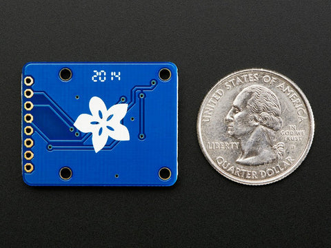 Image of Adafruit 254 - MicroSD card breakout board+