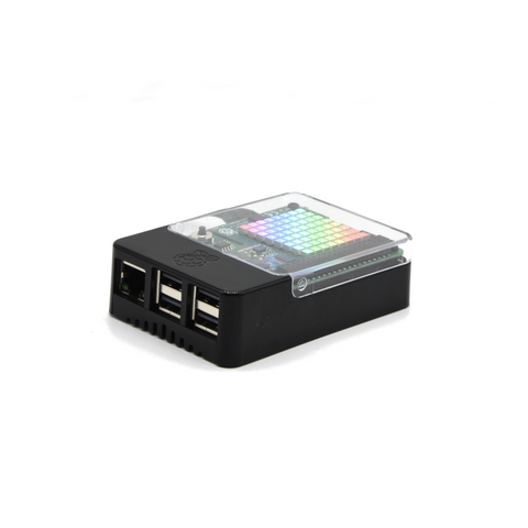 Image of PepperTech Digital Raspberry Pi Sense HAT with Case Value Pack