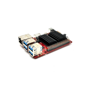 PepperTech Digital ODROID-C4 Single Board Computer Value Pack with Ubuntu MATE