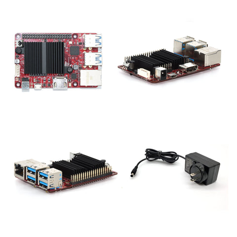 PepperTech Digital ODROID C4 and Official Power Supply Value Pack
