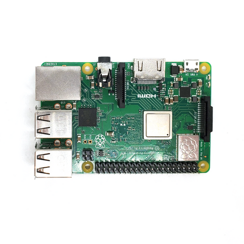 RS Components Raspberry Pi 3 Model B+