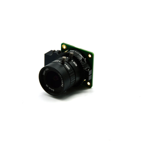 PepperTech Digital Raspberry Pi HQ Camera Value Pack (Includes Raspberry Pi 12.3MP HQ Camera and 6mm Wide Angle Lens)