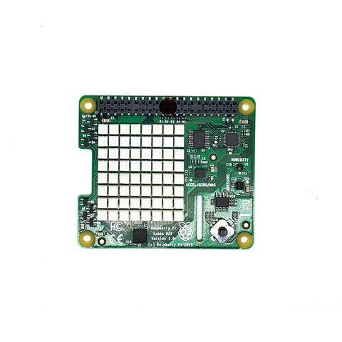 PepperTech Digital Raspberry Pi 3 Model B+ Sense HAT Value Pack (Includes Element14 Raspberry Pi 3 B+, Raspberry Pi Sense HAT and Pi HAT Enclosure)