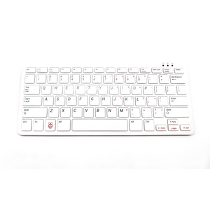 [OPEN BOX] PepperTech Digital Raspberry Pi Keyboard and Mouse Value Pack (U.S. Layout)