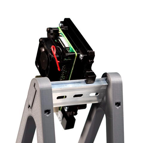 Image of TerraPi D - DIN Rail TerraPi Modular System for Raspberry Pi
