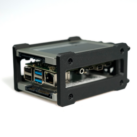 TerraPi EVO – Complete Raspberry Pi SSD Case Solution