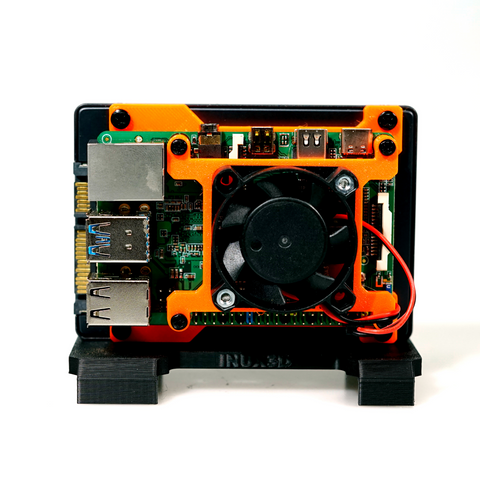 Image of TerraPi SE - Special Edition Raspberry Pi SSD Case