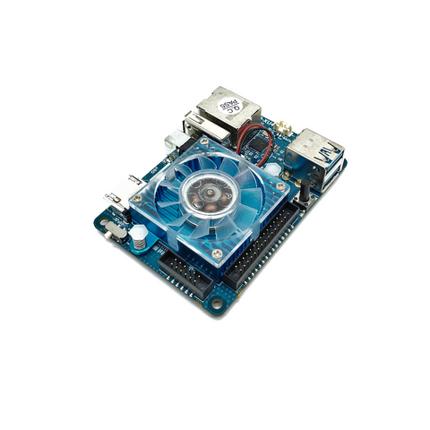 Image of PepperTech Digital ODROID-XU4 Single Board Computer Value Pack with Ubuntu MATE