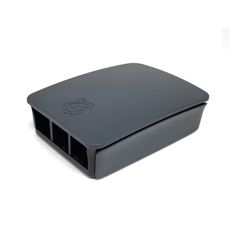 Image of Official Raspberry Pi 3 Case (Compatible with 2B, 3B, 3B+)