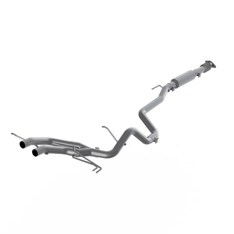 Hyundai Veloster Turbo (JS) - Cat-back Exhaust