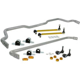 Whiteline Front and Rear Swaybar Kit - i30 PD and Elantra AD