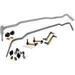 Whiteline Front and Rear Swaybar Kit - Stinger CK