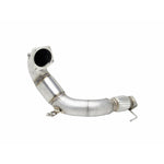 xForce i30N Exhaust - Down-Pipe
