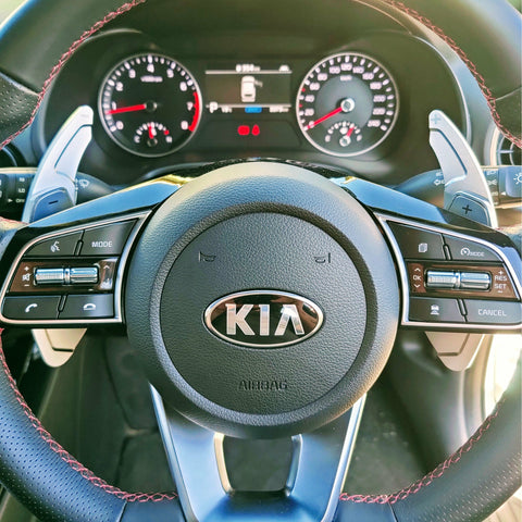 Kia Cerato Paddle-Shifter Extensions