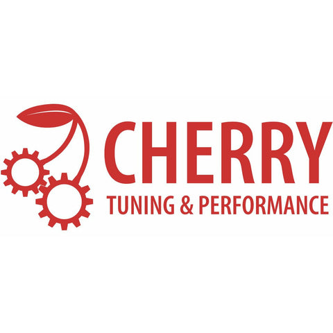 Large Cherry Tuning Sticker